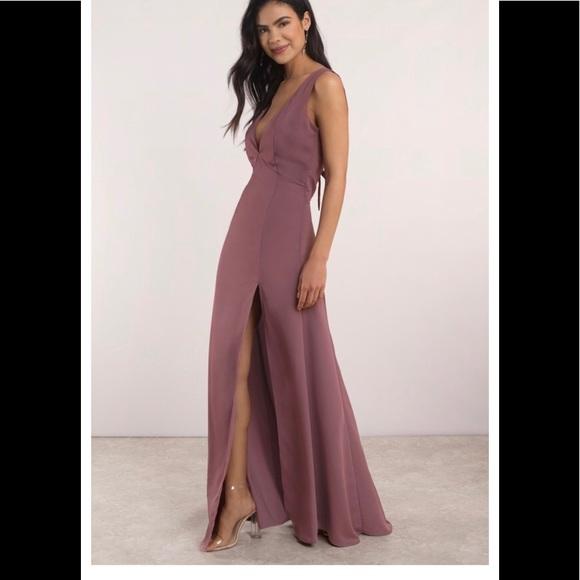 6513f60e116 Tobi Long Dress. M 5b5cf3a77c979d827fdea2db